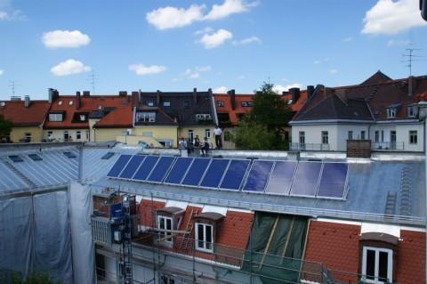 Solaranlagen München häusler gmbh solaranlagen